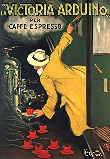 LA VICTORIA ARDUINO PER CAFFE ESPRESSO COFFE MACHINE TRAIN TRAVELER ITALY CAPPIELLO 16
