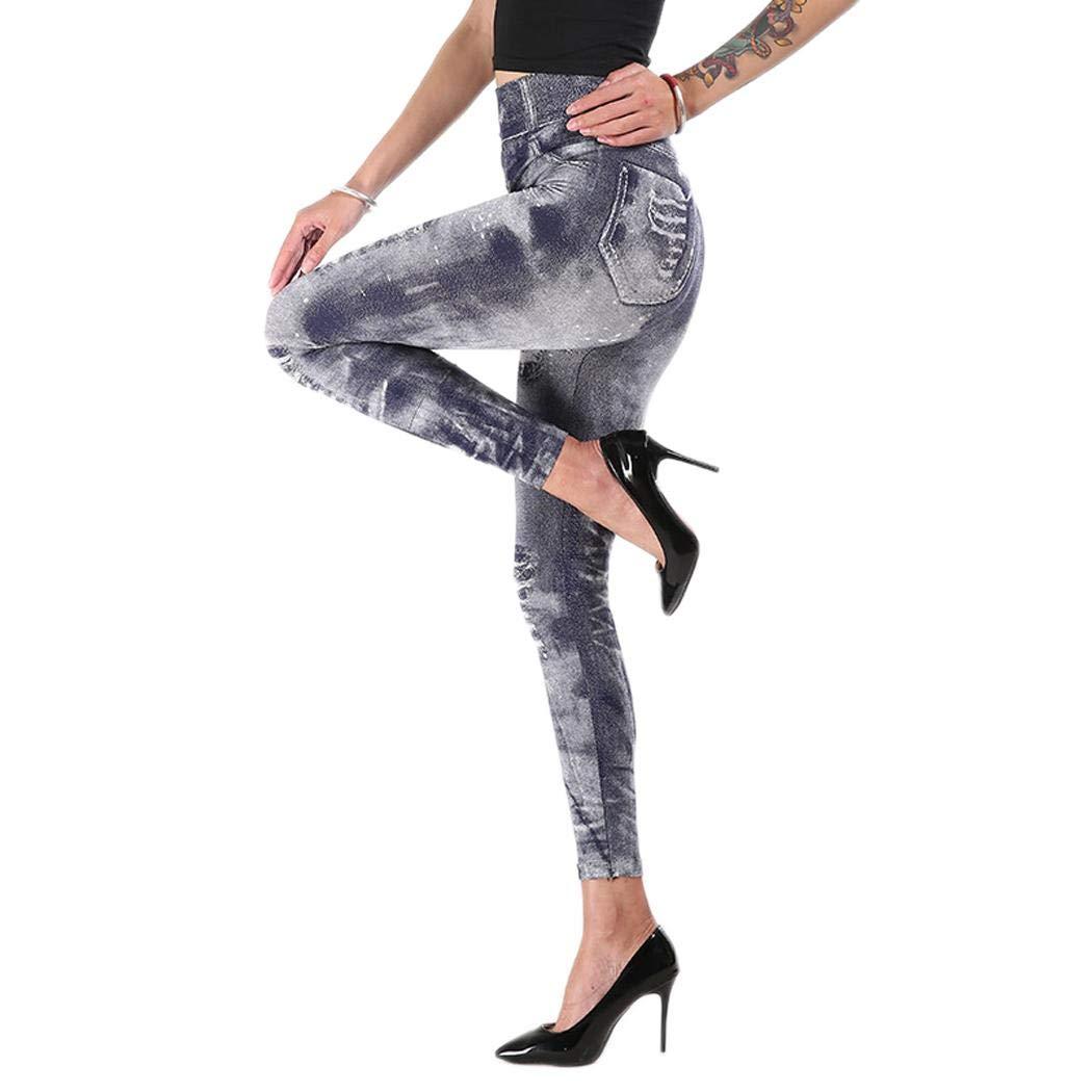 Leggings that look like jeans