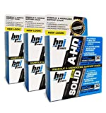 BPI Sports A-HD Elite/Solid Combo 60 Count [3 Pack] by BPI Sports