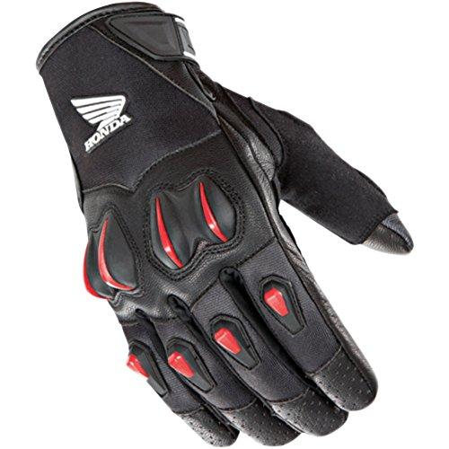 Joe Rocket Cyntek Honda Gloves (X-LARGE) (BLACK/RED)