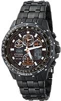 "Citizen Men's JY0005-50E ""Eco-Drive Skyhawk A-T"" Stainless Steel Watch"