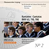 Cantatas for Christmas: Liturgical Year 2