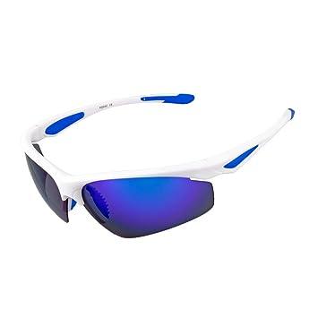 XUNQI Hombre Y Mujer Gafas De Sol Polarizadas Deportes Al Aire Libre Montar A Caballo Suave