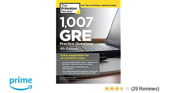 1 007 gre practice questions 4th edition graduate school test 1 007 gre practice questions 4th edition graduate school test preparation princeton review 9780307946317 amazon books fandeluxe Images