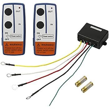 QuadBoss Wireless Winch Remote