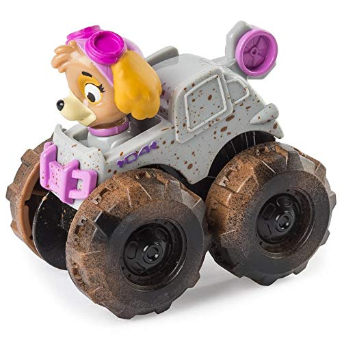 Paw Patrol Rescue Racers - Skye's Monster Truck, Toys for Boys, 3 Years & Above, Pre School , Action Figures