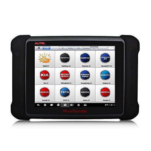 Autel MaxiSYS Automotive Diagnostic Scanner product image