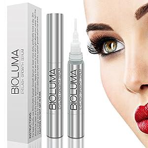 Eyelash Serum | BIOLUMA - INTRO PRICE - Exclusive Eyelash Growth Activating Serum, Eyelash Enhancing Serum with Advanced Formula & Premium Ingredients (5ml)