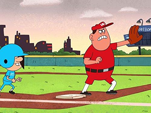 Uncle Baseball / Costume Crisis (Up Grandpa Halloween)