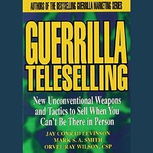 Guerrilla Teleselling Audiobook