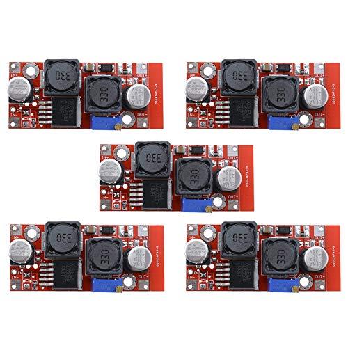 - Aideepen 5PCS XL6009 Boost Buck DC Adjustable Step Up Down Converter Module Solar Voltage