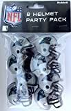 Carolina Panthers Team Helmet Party Pack