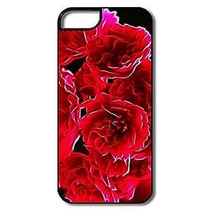 Fractal Pop Plastic Case For IPhone 5/5s