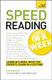 Speed Reading in a Week, Tina Konstant, 1444159461
