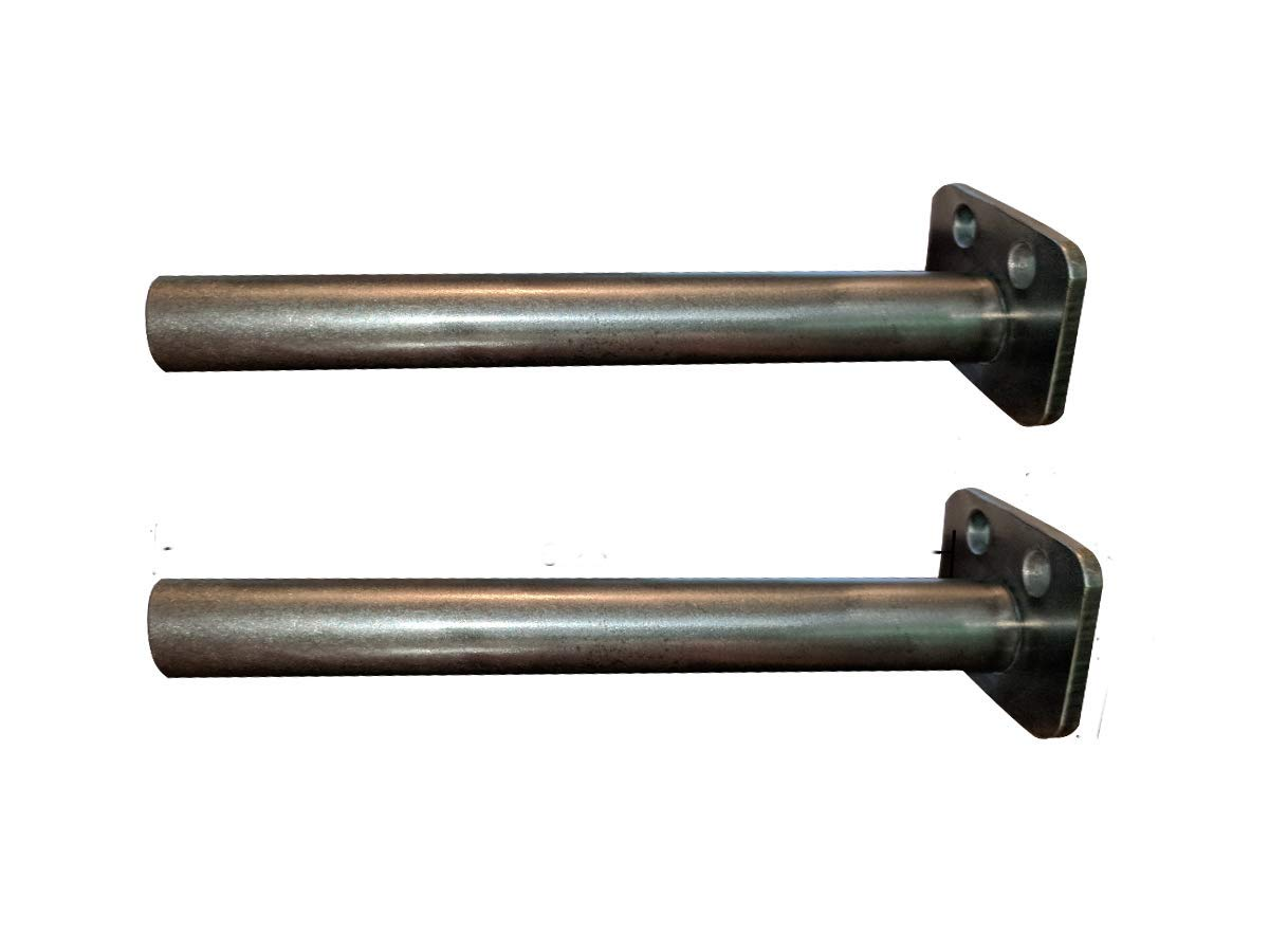 2'' Heavy Duty Floating Shelf Bracket Pair Made in The USA!