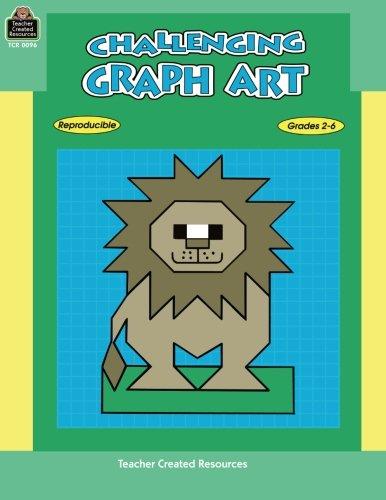 Graph Paper Art - Challenging Graph Art