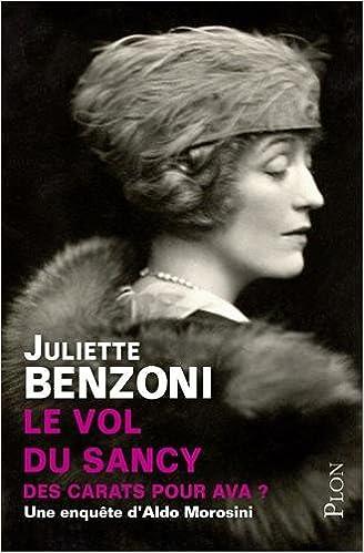 Le vol du Sancy de Juliette Benzoni 2016