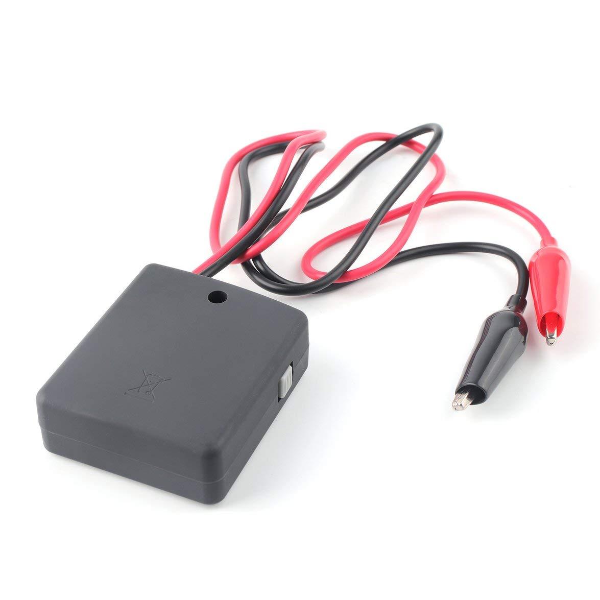 Kongqiabona Buscador Corto y Abierto automotriz Universal EM415pro Cable automotriz Cable Corto Abierto Buscador Digital Probador de Autos