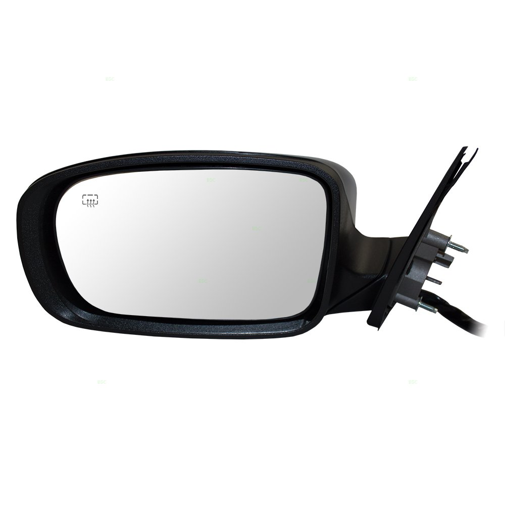 Drivers Power Side View Mirror Heated Memory Replacement for 11-18 Chrysler 300 1TV63DX8AE CH1320404