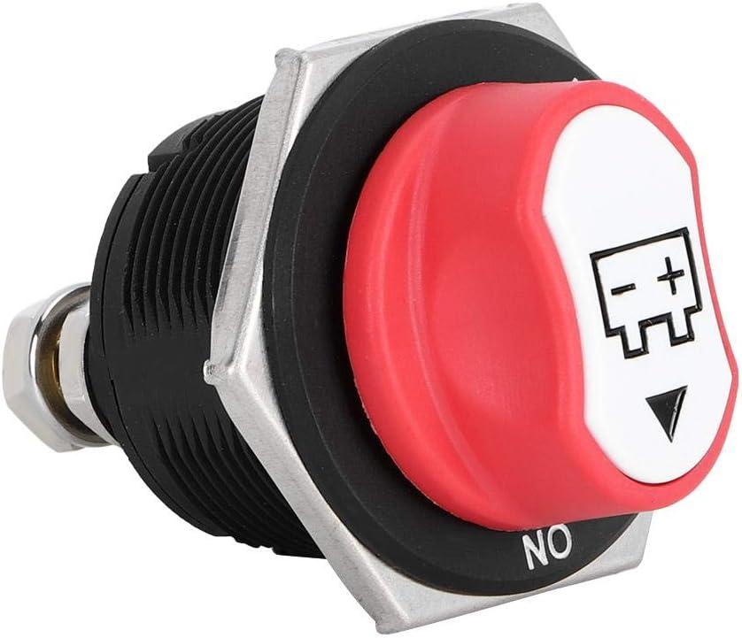Aramox 200A grande batterie de voiture actuelle hors tension interrupteur isolateur batterie coup/ée interrupteur partie du v/éhicule
