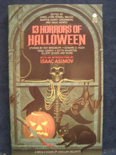 13 Horrors of Halloween (Thirteen Horrors of Halloween) by Carol-Lynn R??ssel Waugh -