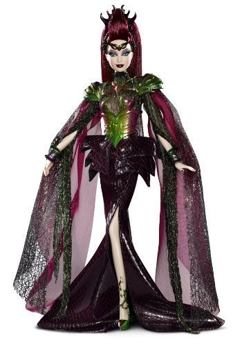 Barbie Collector Gold Label Empress of the Aliens Barbie® Doll - By Bill Greening -