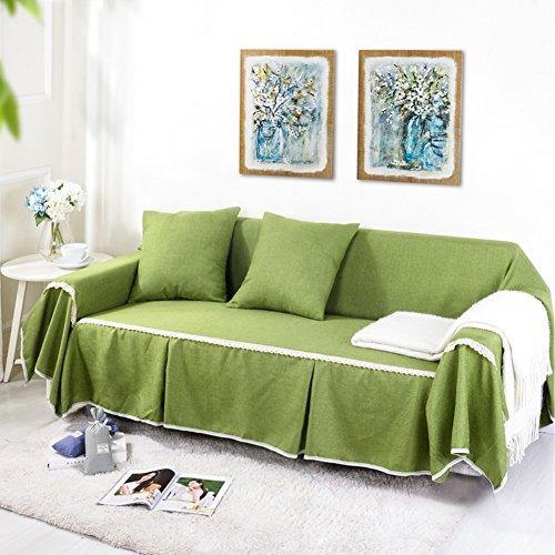 JIAOHJ All Inclusive Slipcover,Non-Universal Sofa Towel,Living Room Fabric Sofa Cover,Non-Slip Four Seasons General Sofa Stretch Fabric-c 210x260cm(83x102inch) (Slipcovers Sofa Flexsteel)