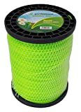 Gardencare GCR300-S 3 mm x 280 m Home Range Drum, Green