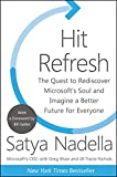 img - for Hit Refresh: The Quest to Rediscover Microsoft's Soul and Imagine a Better Future for Everyone book / textbook / text book