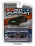 FORD CROWN VICTORIA POLICE INTERCEPTOR / EAST ST. LOUIS POLICE * Hot Pursuit Series 18 * 2016 Greenlight Collectibles Limited Edition 1:64 Scale Die-Cast Vehicle