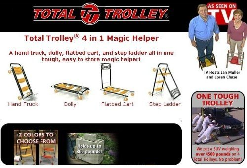Total Trolley (Quick Start Guide)