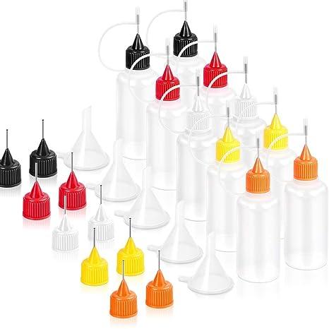 10 piezas de precisión, aplicador de botellas y 10 puntas ...