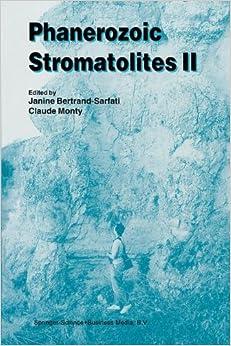 Book Phanerozoic Stromatolites II