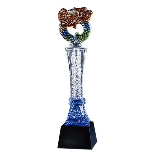 LH SHOP Trofeo de Arte, Trofeo de Cristal, Trofeo de Cristal ...