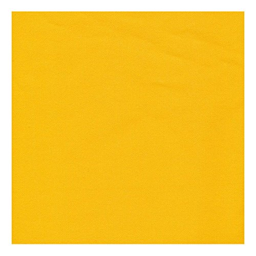 Yellow Canvas Fabric by the Yard -9/10 oz 58
