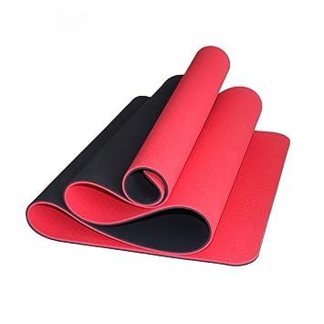 YanLong Colchoneta de Yoga con Materiales ecológicos. TPE ...