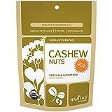 Organic Raw Cashews by Navitas Naturals