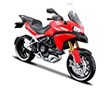 Maisto 1:12 Scale Special Edition Motorcycle - Ducati Multistrada 1200S