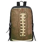 Cheap InterestPrint Sport American Football School Casual Travel Backpack School Bag Travel Daypack
