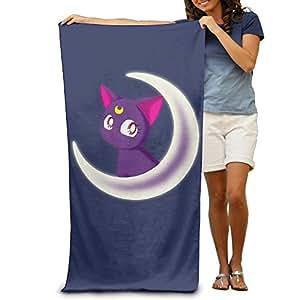 LCYC Sailor Moon Crystal Adult Cartoon Beach Or Pool Bath Towel 80cm*130cm