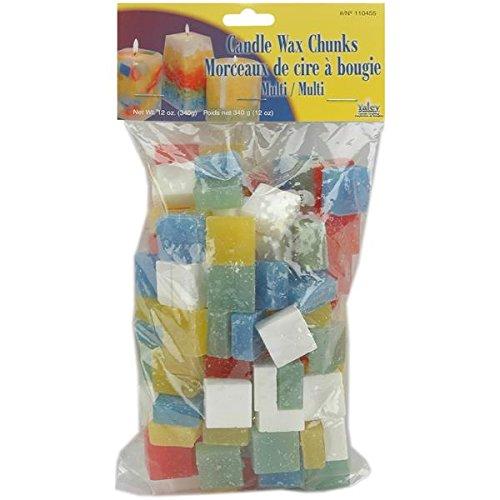 Yaley Candle Wax Chunks 12oz-Multi, Other, Multicoloured Notions Marketing 110400-455