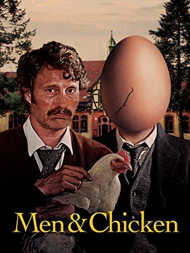 men and chicken - 1