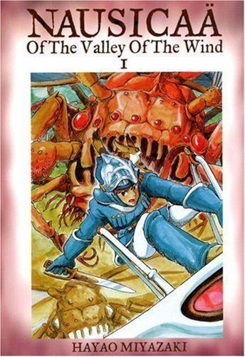 Nausicaa of the Valley of the Wind, Vol. 1 2nd (second) Edition by Miyazaki, Hayao published by VIZ Media LLC (2004)