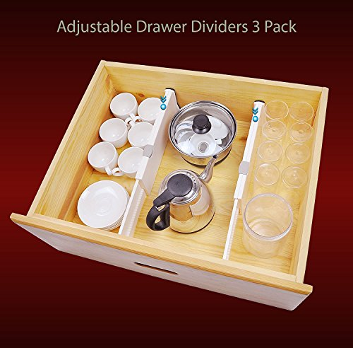 The 8 best drawer dividers for clothes