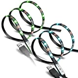Vivin 2 Packs USB Multi-color RGB LED Strip , TV Backlight Kit, ...