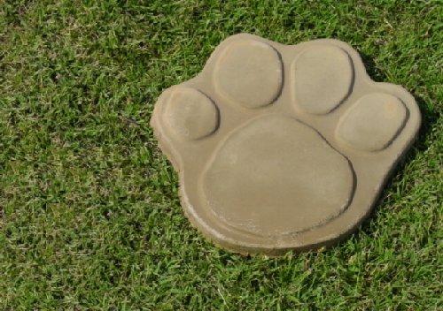 Enorme 16 pulgadas Perro Gato Huellas de paso Cemento yeso Hornear 1148: Amazon.es: Hogar