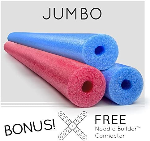 Oodles of Noodles Jumbo Foam Swimming Pool Noodle - (Best for Protection)