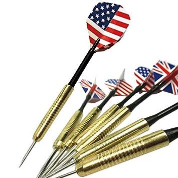 amazon com 3 pcs bullseye target funny game national flag flights