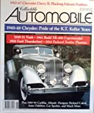 Collectible Automobile Magazine June 1993 (Volume 10 Number 1)