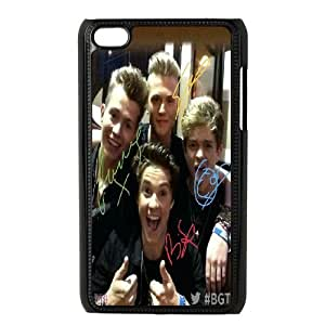 Diy The Vamps Cover Case, DIY Hard Back Phone Case for iPod Touch 4 The Vamps